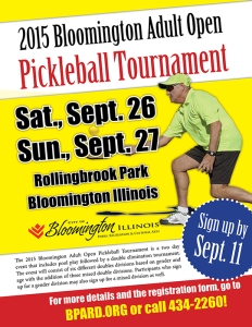 pickleball tourney