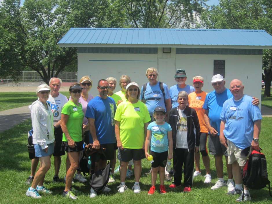 Sharon Pickleball Class