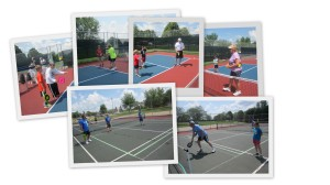 Youth Training at Kiwanis Park in Bettendorf on June 27, 2015