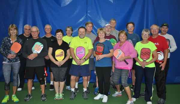 Quad City Tennis Club in Moline