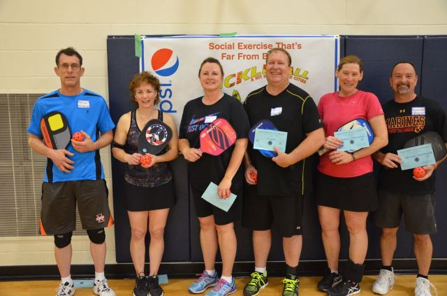 Mixed Doubles Division I